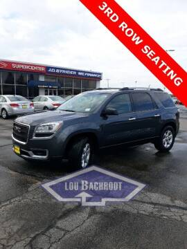 2014 GMC Acadia for sale at Bachrodt on State in Rockford IL