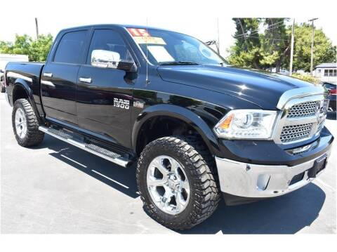 2015 RAM Ram Pickup 1500 for sale at ATWATER AUTO WORLD in Atwater CA