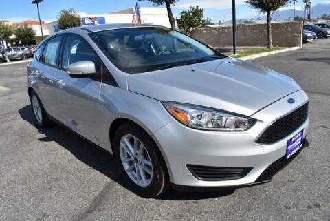 2017 Ford Focus for sale at DIAMOND VALLEY HONDA in Hemet CA