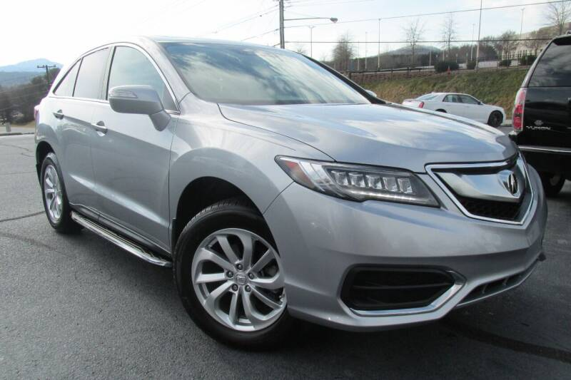 2018 Acura RDX for sale at Tilleys Auto Sales in Wilkesboro NC