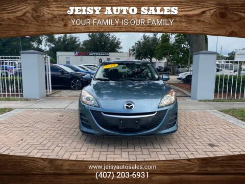 2010 Mazda MAZDA3 for sale at JEISY AUTO SALES in Orlando FL