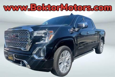 2020 GMC Sierra 1500 for sale at Boktor Motors in North Hollywood CA