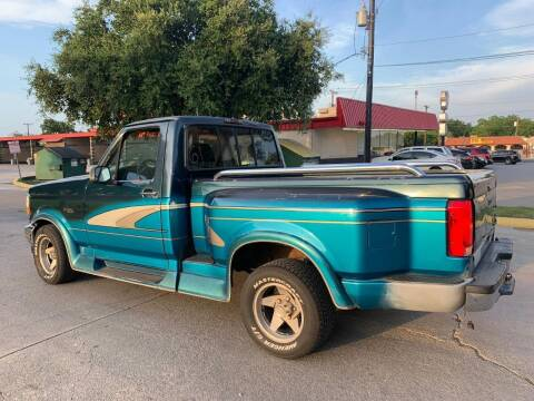 1995 Ford F-150 for sale at C.J. AUTO SALES llc. in San Antonio TX