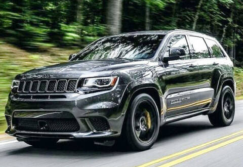 2020 Jeep Grand Cherokee for sale at Diamante Leasing in Brooklyn NY