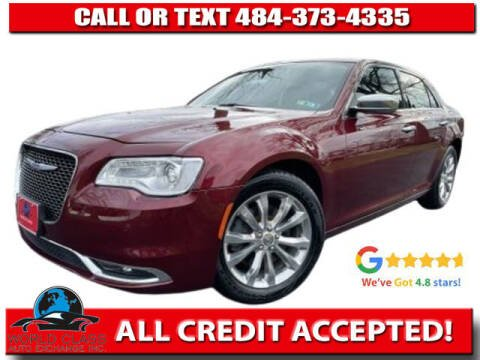 2016 Chrysler 300 for sale at World Class Auto Exchange in Lansdowne PA