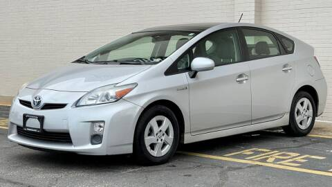 2011 Toyota Prius for sale at Carland Auto Sales INC. in Portsmouth VA