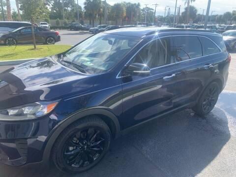 2020 Kia Sorento for sale at PHIL SMITH AUTOMOTIVE GROUP - Toyota Kia of Vero Beach in Vero Beach FL