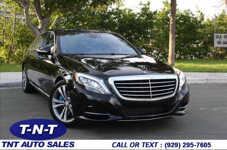 2017 Mercedes-Benz S-Class for sale in Bronx, NY