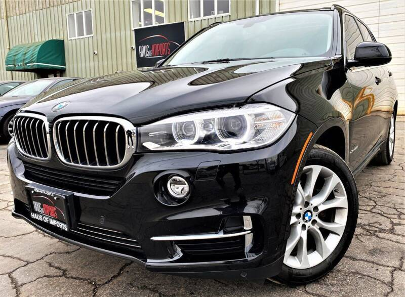 2014 BMW X5 for sale at Haus of Imports in Lemont IL