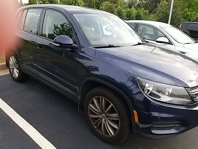 2013 Volkswagen Tiguan for sale at Lou Sobh Kia in Cumming GA