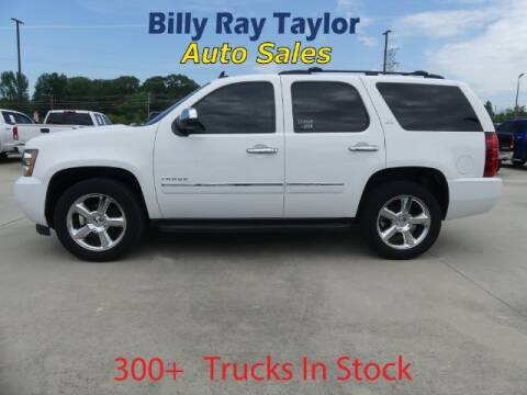 2014 Chevrolet Tahoe for sale at Billy Ray Taylor Auto Sales in Cullman AL