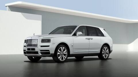 2022 Rolls-Royce Cullinan for sale at Bespoke Motor Group in Jericho NY