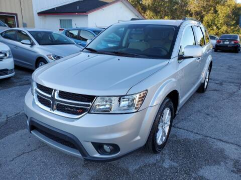 2014 Dodge Journey for sale at Mars auto trade llc in Kissimmee FL