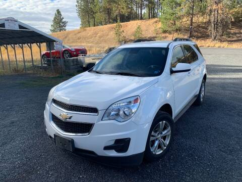 2014 Chevrolet Equinox for sale at CARLSON'S USED CARS in Troy ID