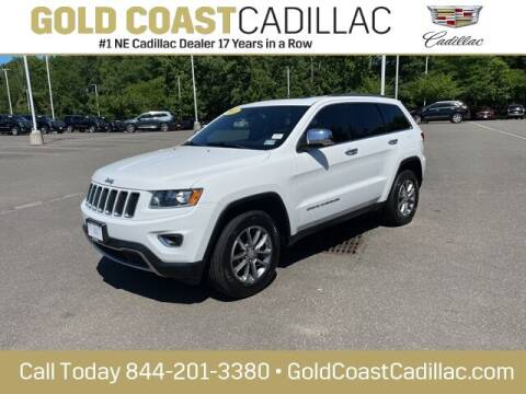 2014 Jeep Grand Cherokee for sale at Gold Coast Cadillac in Oakhurst NJ