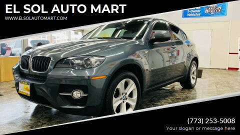2008 BMW X6 for sale at EL SOL AUTO MART in Franklin Park IL