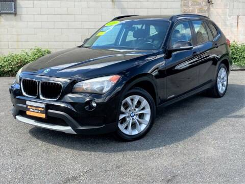 2014 BMW X1 for sale at Somerville Motors in Somerville MA