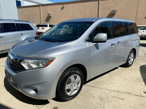2011 Nissan Quest for sale at 7 Auto Group in Anaheim CA