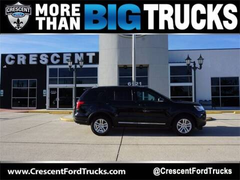 2019 Ford Explorer for sale at Crescent Ford in Harahan LA
