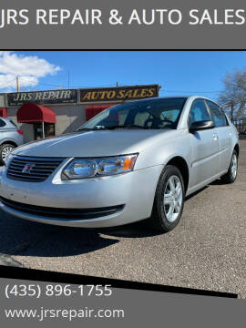 2007 Saturn Ion for sale at JRS REPAIR & AUTO SALES in Richfield UT