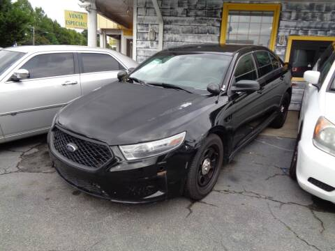 2013 Ford Taurus for sale at Wheels and Deals 2 in Atlanta GA