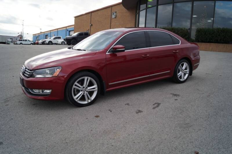2015 Volkswagen Passat for sale at Next Ride Motors in Nashville TN