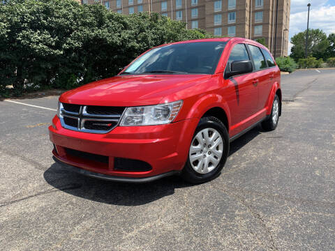 2014 Dodge Journey for sale at Craven Cars in Louisville KY