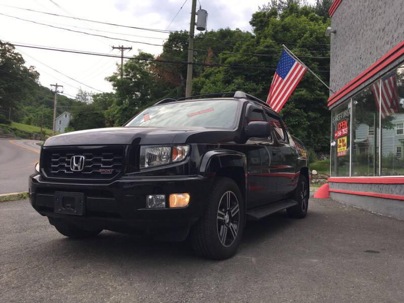 2013 Honda Ridgeline for sale at Street Dreams Auto Inc. in Highland Falls NY