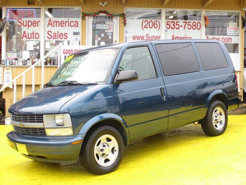 2005 Chevrolet Astro for sale in Seattle, WA