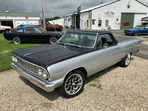 1964 Chevrolet El Camino for sale at 500 CLASSIC AUTO SALES in Knightstown IN