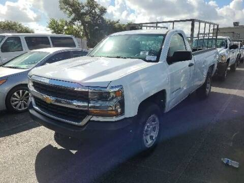 2018 Chevrolet Silverado 1500 for sale at Gulf Financial Solutions Inc DBA GFS Autos in Panama City Beach FL