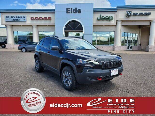 2021 Jeep Cherokee for sale in Pine City, MN