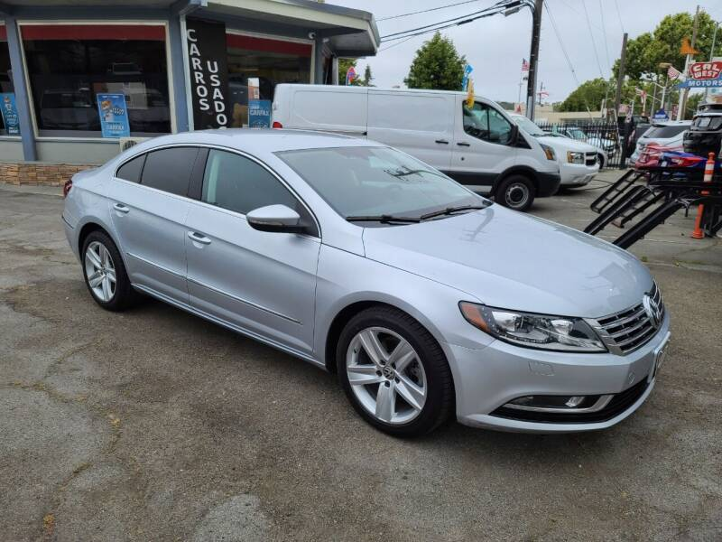 2014 Volkswagen CC for sale at Imports Auto Sales & Service in San Leandro CA