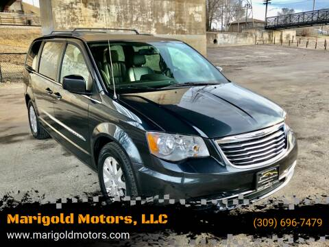 2014 Chrysler Town and Country for sale at Marigold Motors, LLC in Pekin IL
