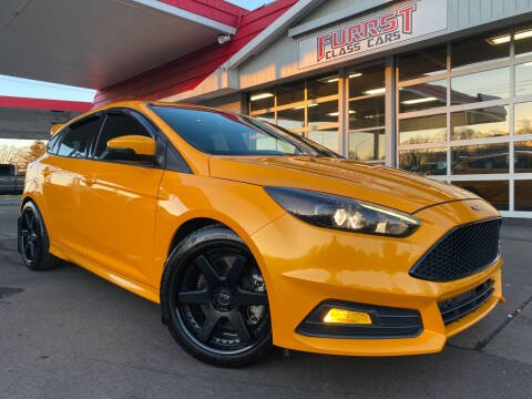 2016 Ford Focus for sale at Furrst Class Cars LLC  - Independence Blvd. in Charlotte NC