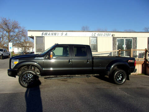 2014 Ford F-350 Super Duty for sale at Swanny's Auto Sales in Newton NC