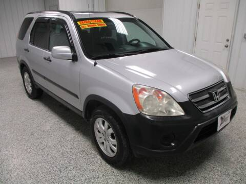 2006 Honda CR-V for sale at LaFleur Auto Sales in North Sioux City SD
