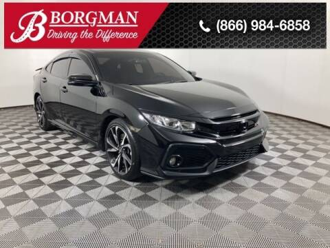 2017 Honda Civic for sale at BORGMAN OF HOLLAND LLC in Holland MI
