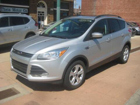 2015 Ford Escape for sale at Theis Motor Company in Reading OH