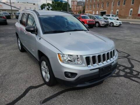 2013 Jeep Compass for sale at LeMond's Chevrolet Chrysler in Fairfield IL