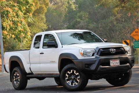 2014 Toyota Tacoma for sale at VSTAR in Walnut Creek CA