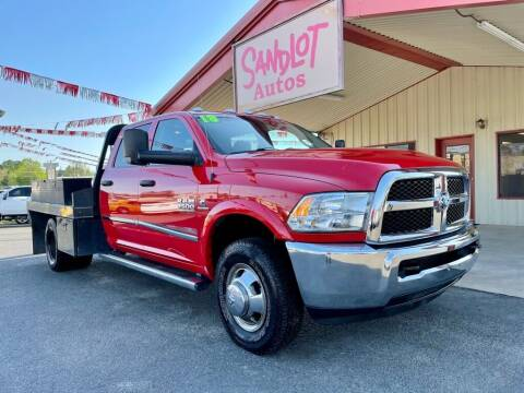 2018 RAM Ram Chassis 3500 for sale at Sandlot Autos in Tyler TX