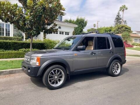 2007 Land Rover LR3 for sale at Del Mar Auto LLC in Los Angeles CA