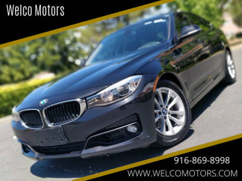 2014 BMW 3 Series for sale at Welco Motors in Rancho Cordova CA