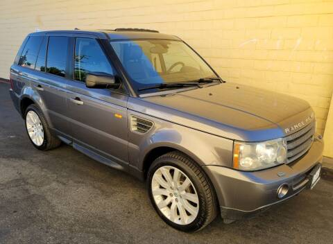 2006 Land Rover Range Rover Sport for sale at Cars To Go in Sacramento CA