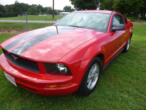 2006 Ford Mustang for sale at Ed Steibel Imports in Shelby NC
