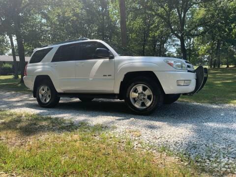 2004 Toyota 4Runner for sale at Madden Motors LLC in Iva SC