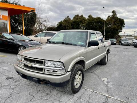2003 Chevrolet S-10 for sale at AZ AUTO in Carlisle PA