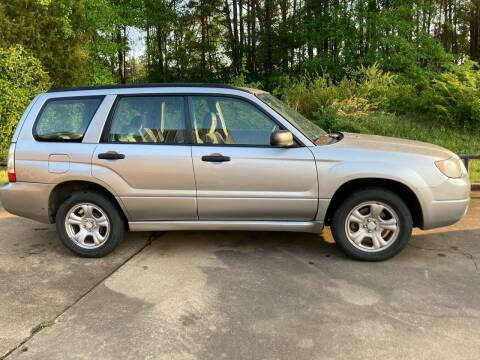 2007 Subaru Forester for sale at Peppard Autoplex in Nacogdoches TX