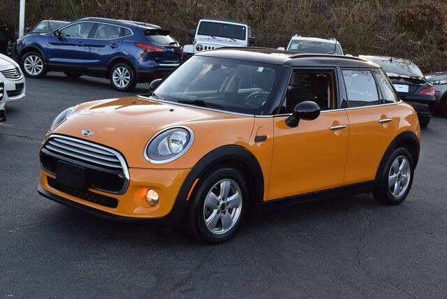 2015 MINI Hardtop 4 Door for sale at Automall Collection in Peabody MA